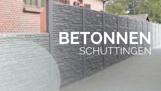 betonnen schuttingen Beringen, betonnen schuttingen Hasselt, betonnen schuttingen Limburg, betonnen schuttingen Diest, betonnen schuttingen Aarschot