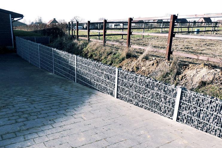 steenkorven Limburg, steenkorven Hasselt, stenen wand